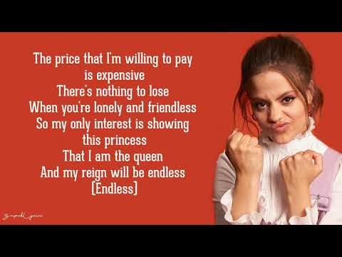 Sarah Jeffery - Queen of Mean (Lyrics)