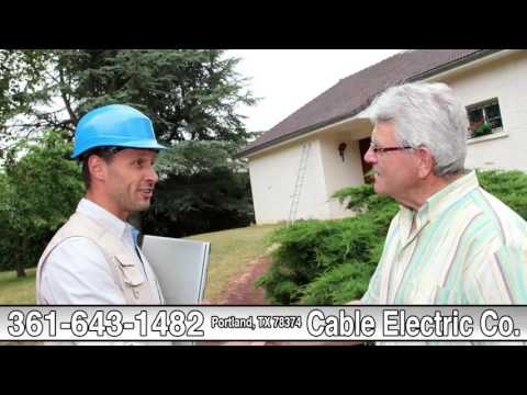 Cable Electric | Lighting Installation, Repair & Maintenance Services | Portland, TX