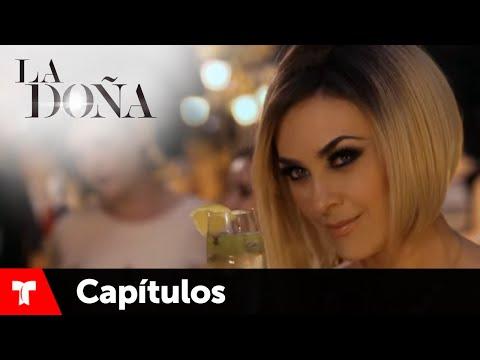 La Doña   Mira El Detrás De Cámaras De La Noche De Pasión De La Doña Con El Petrolero   Telemundo