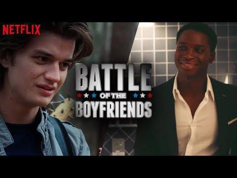 Battle of the Boyfriends: Stranger Things vs. Sex Education | Netflix
