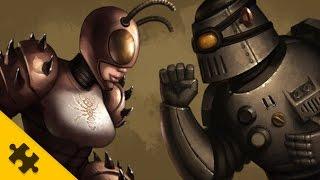 КОНСОЛЬ чуть не СГОРЕЛА в бойне С МЕХАНИСТОМ - Fallout 4
