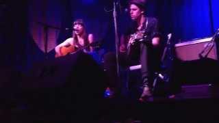 "Alynda Lee Segarra & Sam Doores - ""Crash on the Highway"""