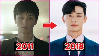Park Seo Joon Evolution 2011 - 2018