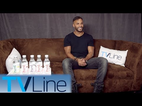 American Gods Star Ricky Whittle   ComicCon 2017  TVLine