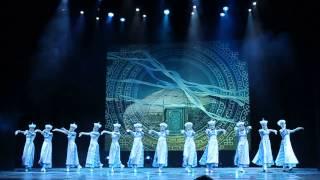 ЁХОР БУРЯТИИ ( «ДОМОЙ С ПОБЕДОЙ!» - РУССКИЙ НАЦИОНАЛЬНЫЙ БАЛЕТ «КОСТРОМА» В ПЕТЕРБУРГЕ