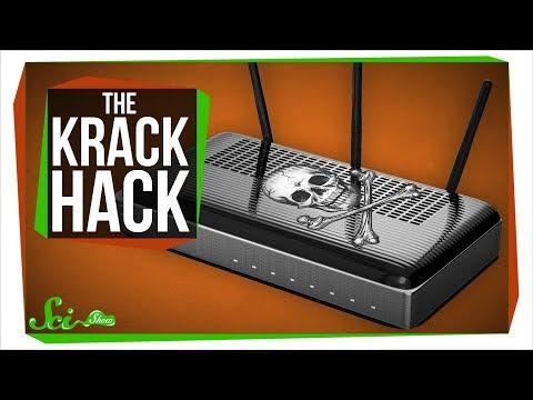 How the Krack Hack Breaks Wi-Fi Security