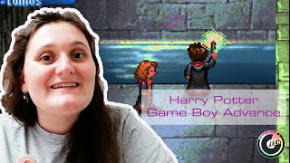 Harry Potter sur Game Boy Advance