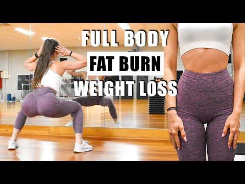 10 MIN FULL BODY FAT BURN WORKOUT | WEIGHT LOSS AT HOME | BEGINNER FRIENDLY
