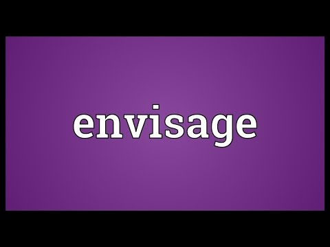 Envisage Meaning