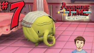 Adventure Time: Finn & Jake Investigations Walkthrough - PART 7 - Helping Tree Trunks