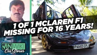 My hunt for the El Chapo McLaren F1