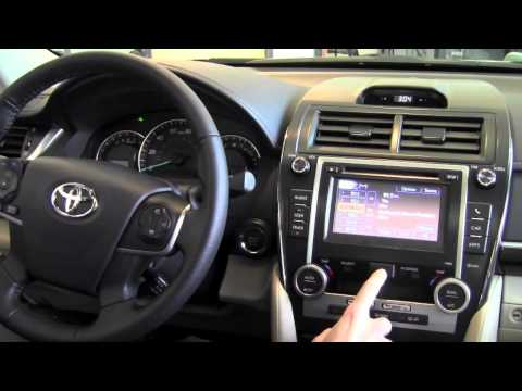 Owners manual toyota yaris 2012 Touch Screen not Working