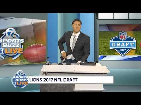 Breaking down the Detroit Lions draft pick Jarrad Davis