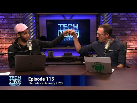 Where's Your Head At, Bluetooth LE? - Tech News Weekly 115
