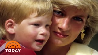 Prince Harry Opens Up About 'Missing' Mom Princess Diana After Baby's Birth | TODAY