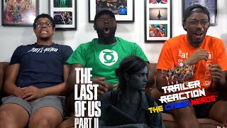 The Last of Us Part II State of Play Reaction