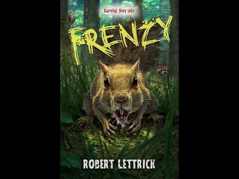 Thursday Review Show (Frenzy by Robert Lettrick)