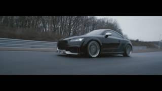 Audi TT RS 8S 89mm EGO-X Klappenabgasanlage Klappenauspuff Sportauspuff