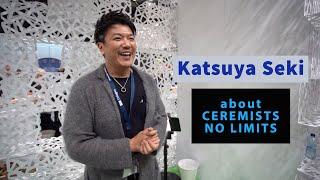 Katsuya Seki zaprasza na  kongres CERAMISTS No Limits