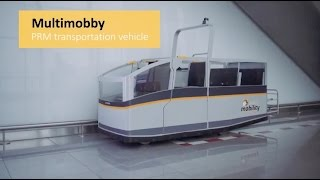 Special Mobility - Airport PRM Solutions