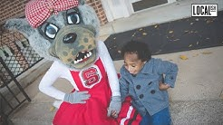 Boy Forms Unique Bond with NC State Mascot   Localish