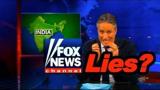 Bill O'Reilly Lies to Bill Maher on Fox News Misreporting Cost of Obama Trip to India?