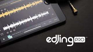 edjing Pro, the #1 pro DJ app for iPhone, iPad & Android!