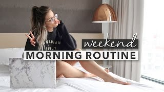 Weekend Morning Routine! | Erin Elizabeth