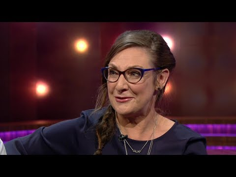 Pauline McLynn on Transformers and kissing Anthony Hopkins  The Ray D'Arcy   RTÉ One