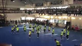 NU Pep Squad- Show Off Performance(2018)