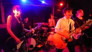 Angelika Express - 3 songs live @ Blue Shell Köln 21.11.2014