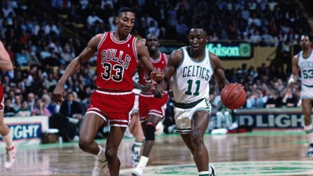 Scottie Pippen Was NO ROOKIE ALL STAR MICHAEL JORDAN MADE