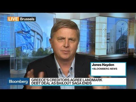 Greece Reaches Landmark Debt Deal With Euro-Area Creditors