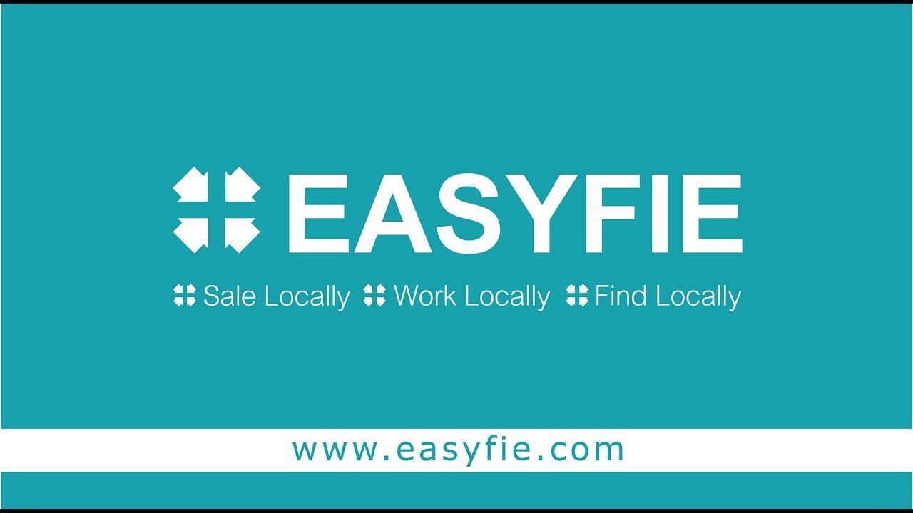 Easyfie Sale Locally, Work Locally ,  Find Locally