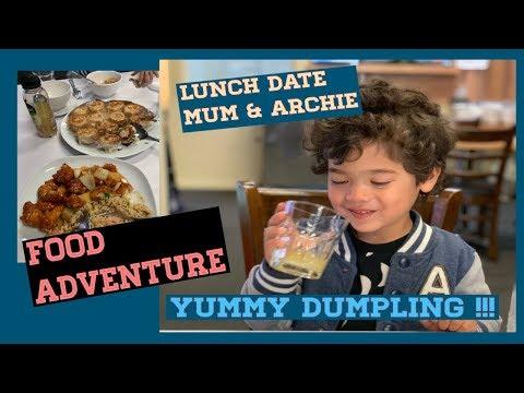 Makan Dumplings Dan Fried Rice Di Chinese Restaurant | Wonthaggi | Australia
