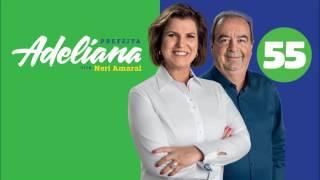 Jingle Adeliana - Prefeita - São José - SC - 2016