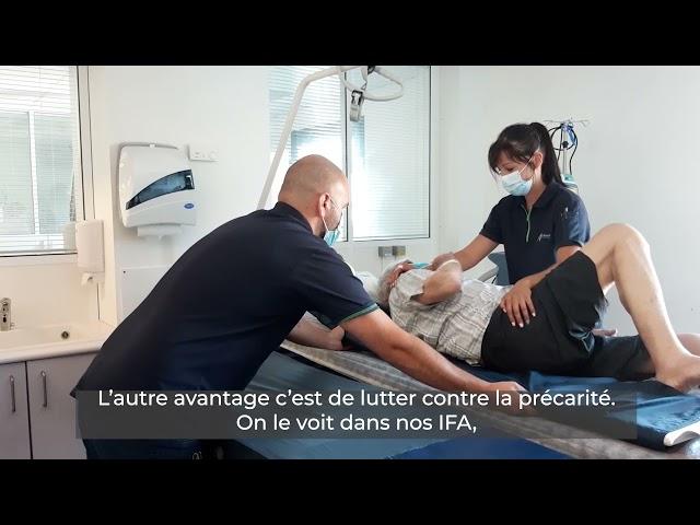 Devenir ambulancier en alternance, quels avantages pour le salarié ?