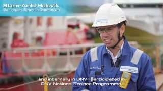 A surveyor job in Norway.