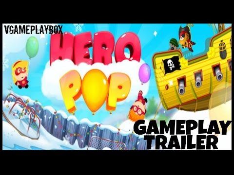 hero-pop-(by-chillingo)-ios-/-android-gameplay-video