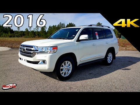 2016 Toyota Land Cruiser - Ultimate In-Depth Look in 4K