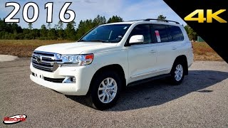 2016 2017 Toyota Land Cruiser - Ultimate In-Depth Look in 4K