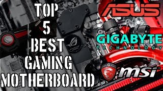Top 10 Motherboards - Top 5 Best Gaming Motherboard of All Time.