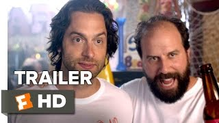 Flock of Dudes Official Trailer 1 (2016) - Chris D'Elia Movie