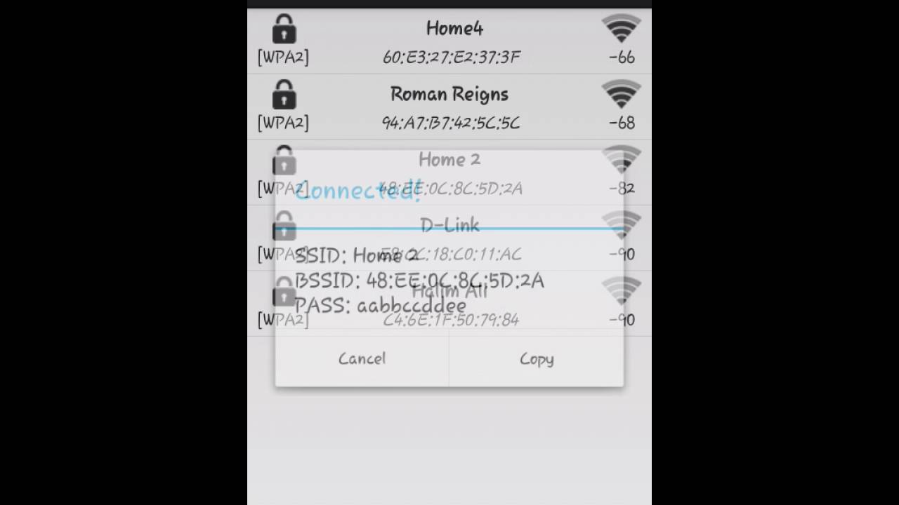 How to hack wifi using wps connect / andro dumper plus downloads