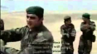AFGHANISTAN Soldiers mast Attan By  Amani S@b@WooN.flv