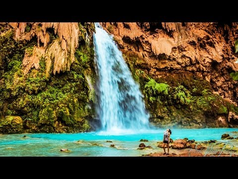 The Grand Canyon: Havasupai Village Hike (filmed on Canon T3i EOS Rebel & GoPro Hero 3 Black)