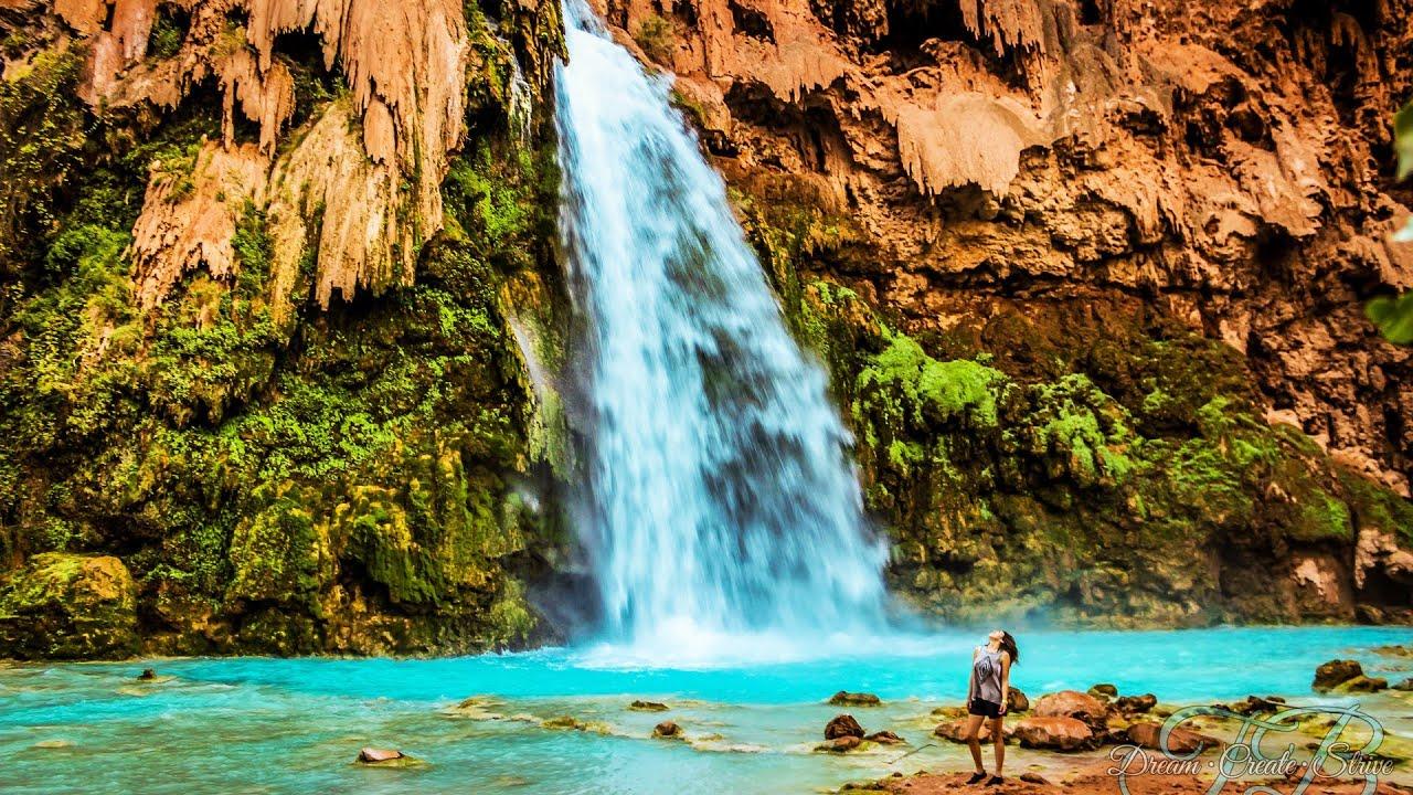 Angel Falls Wallpapers Desktop The Grand Canyon Havasupai Village Hike Filmed On Canon