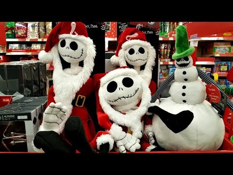 Shop With ME! NIghtmare before Christmas Walgreens 2017