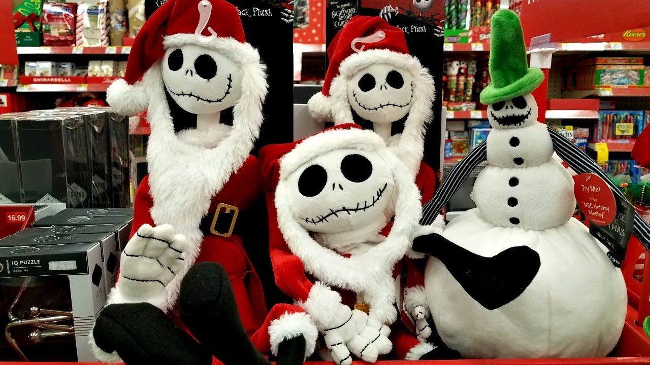 Shop With Me Nightmare Before Christmas Walgreens 2017 Youtube