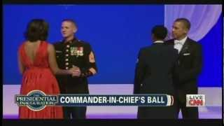 President Obama & Michelle Obama Commander In Chief's Ball Inauguration Day (January 21, 2013).mp3